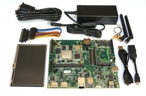 CompuLab CL-SOM-AM57x Evaluation Kit