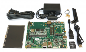CompuLab CL-SOM-iMX6UL Evaluation Kit