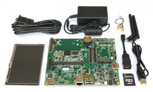 CompuLab CL-SOM-iMX6UL Evaluation Kit
