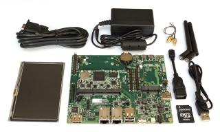 CompuLab CL-SOM-iMX7 Evaluation Kit