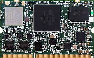 CL-SOM-iMX7 | Freescale i.MX7 | System-on-Module | Computer-on-Module