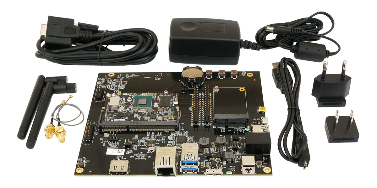 CL-SOM-iMX8 | NXP i MX 8 | System-on-Module | Computer-on-Module