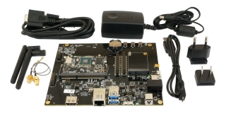 CompuLab CL-SOM-iMX8 Evaluation Kit