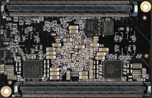 CL-SOM-iMX8MAX - NXP i.MX 8  System-on-Module bottom view