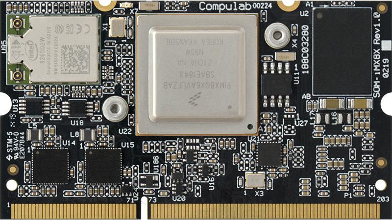 CL-SOM-iMX8X   NXP i MX 8X SOM   System-on-Module   Computer