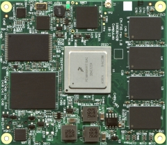 CompuLab CM-FX6 (Freescale i.MX6) computer-on-module   system-on-module