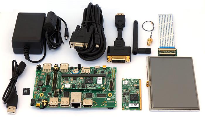 CM-T335 – AM335x SoM | TI AM3354 / AM3352 | System-on-Module