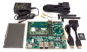 CompuLab CM-T43 (TI AM437x) Evaluation Kit