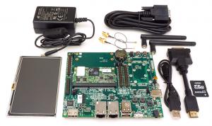 CompuLab CM-T43 (TI AM437x) Evaluation Kit