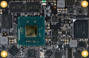 CompuLab COMEX-IE38M Intel Atom COM Express Mini Type-10 Computer-on-Module