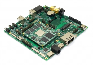 CompuLab SBC-FX6 (Freescale i.MX6) Single Board Computer (SBC)
