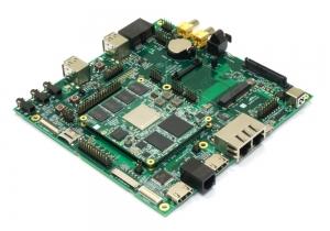 CompuLab SBC-FX6 (Freescale i.MX6) Single Board Computer (SBC)
