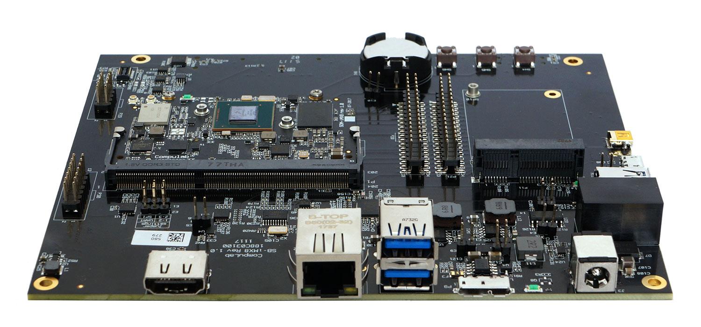 SBC-iMX8 | NXP i MX8M Single Board Computer | CompuLab