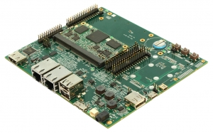 CompuLab SBC-T43 (TI AM437x) Single Board Computer