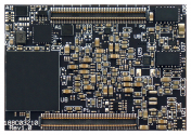 UCM-iMX8 - NXP i.MX8M System-on-Module bottom view