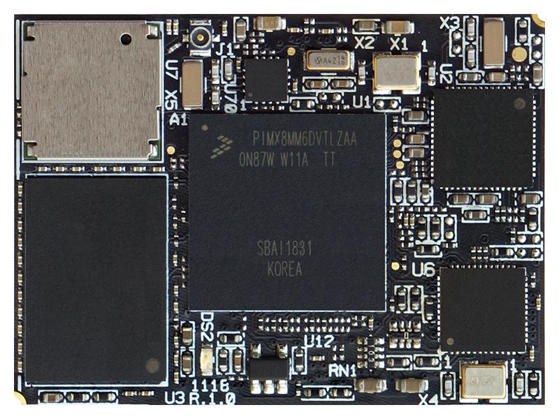 UCM-iMX8M-Mini | NXP i MX 8M Mini SOM | System-on-Module
