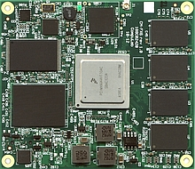 CM-FX6 computer-on-module (CoM) | system-on-module (SoM)