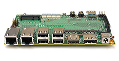 SB-COMEXmini COM Express Carrier Board