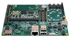 SBC-iMX6UL- Freescale i.MX6 UltraLite Single Board Computer