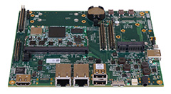 SBC-iMX7 - Freescale i.MX7 Single Board Computer