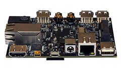 SBC-IOT-iMX7 - NXP i.MX7 Single Board Computer