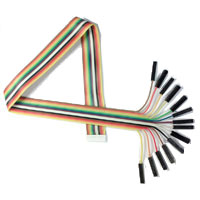 I/O ribbon cable